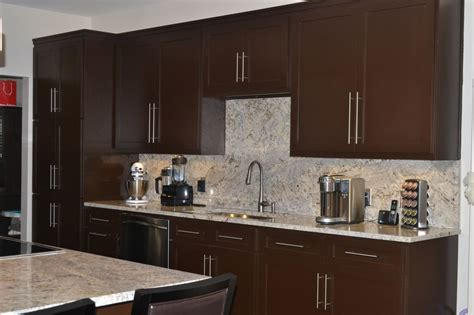 sherwin williams countertop paint wall area features custom maple cabinetry including