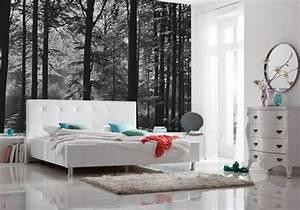 Schlafzimmer Tapeten Bilder : schlafzimmer tapeten f r ein attraktives aussehen ~ Sanjose-hotels-ca.com Haus und Dekorationen