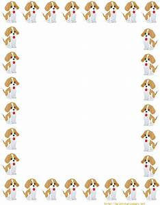 Free Dog Borders, Download Free Clip Art, Free Clip Art on ...