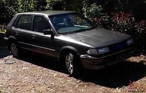 Toyota Corolla Se 1991 5d Hatchback 5 Sp Manual 1 6l Carb