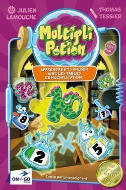 des jeux pour apprendre ses tables de multiplication