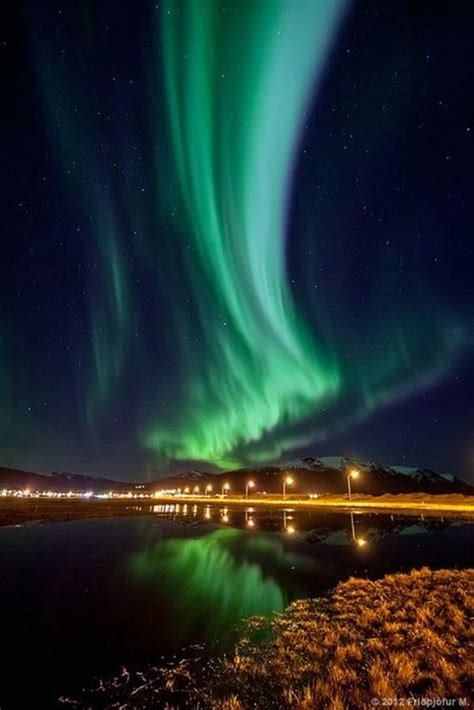 top 10 places to see the northern lights borealis