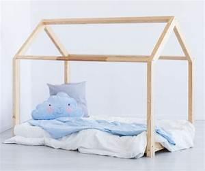 Lit Au Sol : le lit au sol montessori pour les enfants ~ Teatrodelosmanantiales.com Idées de Décoration