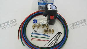 13 speed eaton fuller transmission a6913 shift knob 4 line air line kit ebay