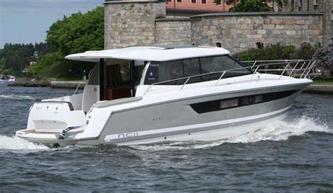 jeanneau nc  power boat  sale wwwyachtworldcom