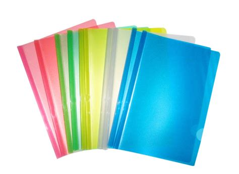 Paper Stick File Folder With Flap (pack Of 10 Files) At
