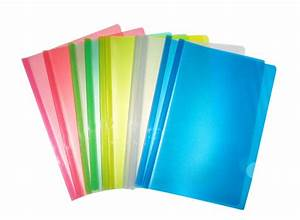 Paper stick file folder with flap (Pack of 10 files) at ...