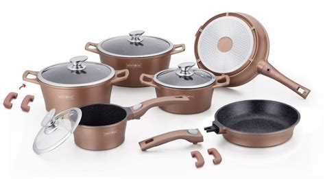 ustensile de cuisine induction royalty line rl es2014m l 39 ustensile de cuisine 14pcs à induction