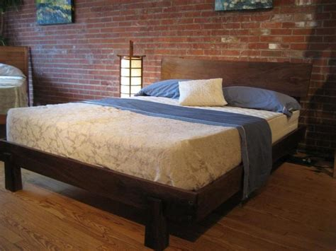 25+ Best Ideas About Solid Wood Platform Bed On Pinterest
