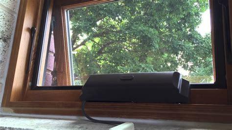 andersen  series awning window  sentry motor youtube
