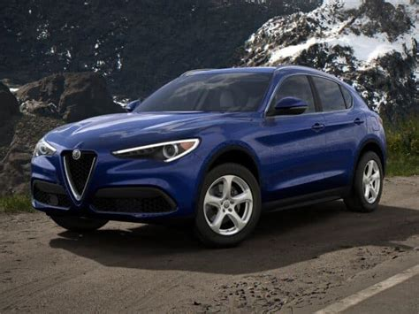 alfa romeo stelvio luxury performance suv lease deal
