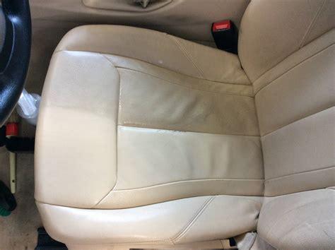 nettoyage siege cuir nettoyage de siège de voiture en cuir à pessac clean