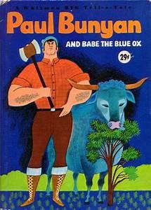 paul bunyan   Paul Bunyan, Art Seiden, 1967- Cover   bob ...