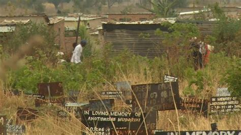 zimbabwe cemeteries class divisions remain