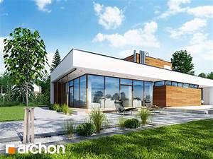 Projekty Domow Nowoczesnych Projekty Nowoczesnych Dom W Parterowych