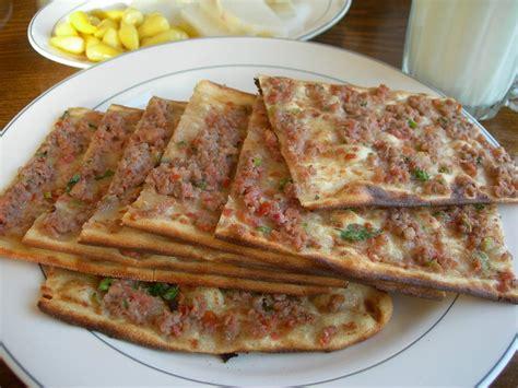 pizza turque recette pizza