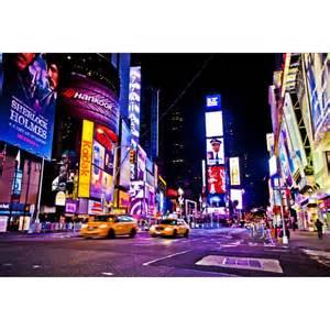 Papier Peint Geant New York by Papier Peint G 233 Ant D 233 Co Taxi New York 250x360cm Art D 233 Co