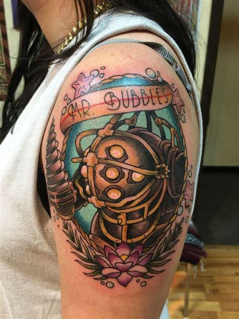 ideas  bioshock tattoo  pinterest