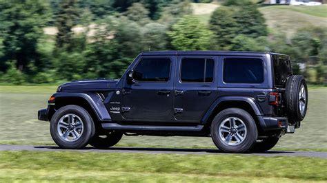 Jeep Wrangler 2018 Review by Jeep Wrangler 2018 Review On And Road Verdict
