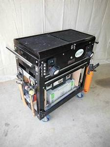 Incredible Tricked Out Tool Cart Tools Of The Trade