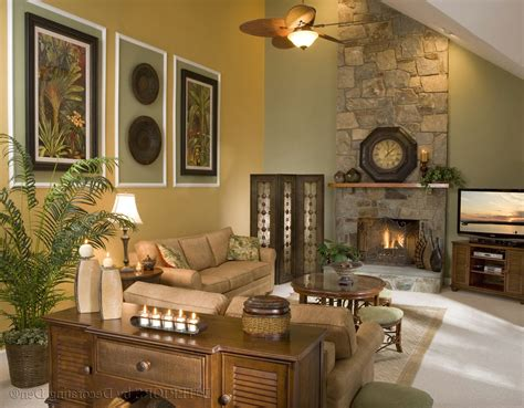 37 Wall Decorating Ideas For Family Room, 24 Design Ideas