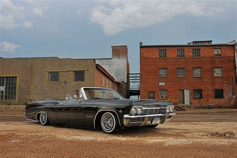 luis nelly morales  chevy impala ss convertible