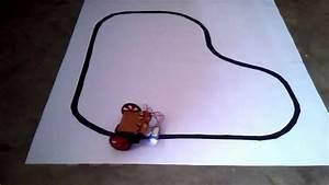 Simple Line Follower Robot