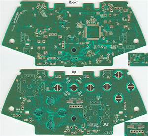 Help With Solder Traces On Xbox 360 Wired Controller Pcb