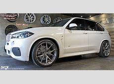 BMW X5 Niche Misano H61 Wheels Brushed Gloss Double Dark