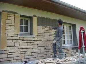 Pose Pierre De Parement : pose de pierre de parement parement pinterest pierre ~ Dailycaller-alerts.com Idées de Décoration