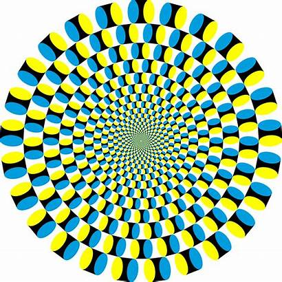 Illusion Optical Vortex Clip Repetitive Svg Clipart