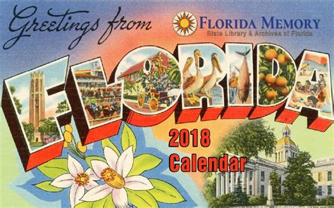 heres calendar mailed florida