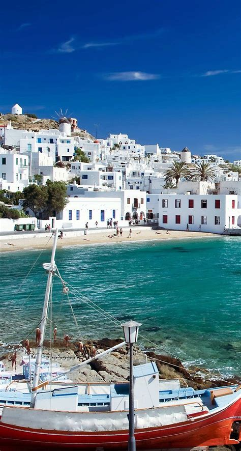 1000 Images About Mykonos Travel Tips On Pinterest
