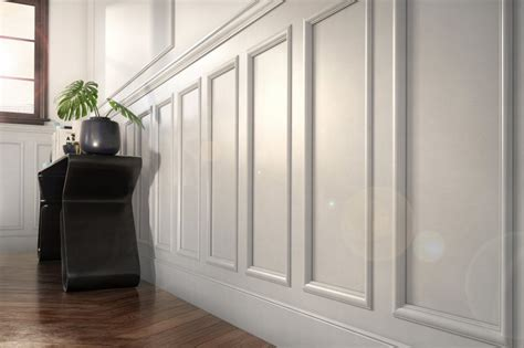 metrie launches wainscot moulding  wall paneling