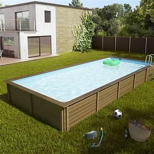 Prix Piscine Beton : piscine hors sol beton robot piscine hors sol ~ Nature-et-papiers.com Idées de Décoration