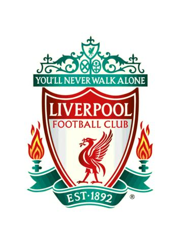 champions league football sticker  liverpool fc  ios