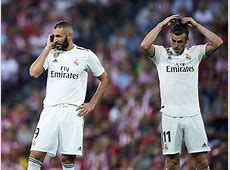 Misfiring Real Madrid Set Unwanted Club Record After La