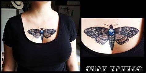 tatouages papillon sphinx tete de mort sphinx papillon