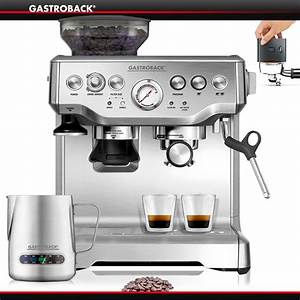 Gastroback Design Espresso Machine Advanced Pro G S