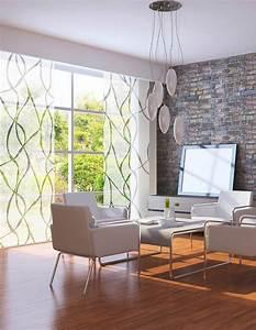 Vorhänge Modern Wohnzimmer : gardinen bilder ~ Markanthonyermac.com Haus und Dekorationen