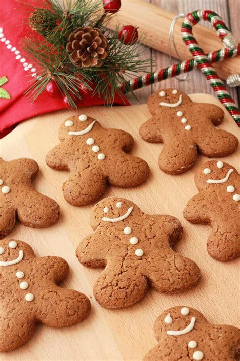 vegan gingerbread cookies loving  vegan