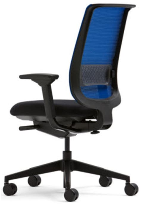 reply task chair with mesh back turnstone seating