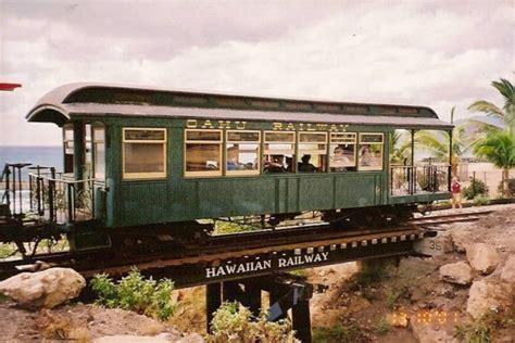 ice cream train  hawaii