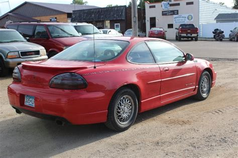 1997 Pontiac Grand Prix Gt by 1997 Pontiac Grand Prix Gt 3 8l Mnautoauctions 184