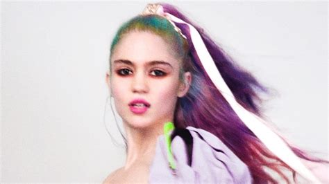 Grimes Returns With Futuristic New Industrial Pop Jam We