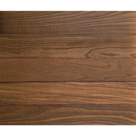 wall planks 3d grain wood 5 16 in x 4 in x 24 in reclaimed wood oak decorative wall planks in brown color