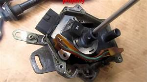 How To Disassemble Honda Distributor