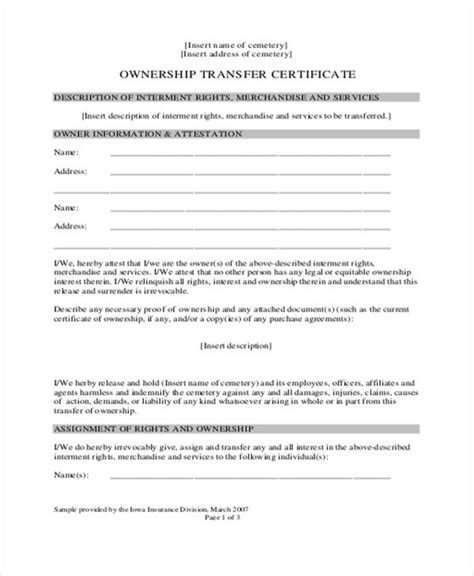 land ownership transfer agreement sample ichwobbledichcom