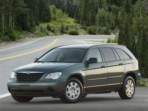 Chrysler Pacifica by Chrysler Pacifica 2007