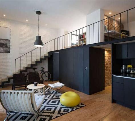 le garde corps mezzanine jolies idees pour lofts avec